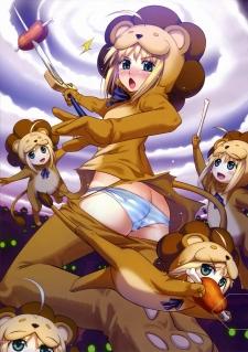 yande 110421 fate stay_night koume_keito pantsu saber saber_lion shimapan sword torn_clothes type-moon