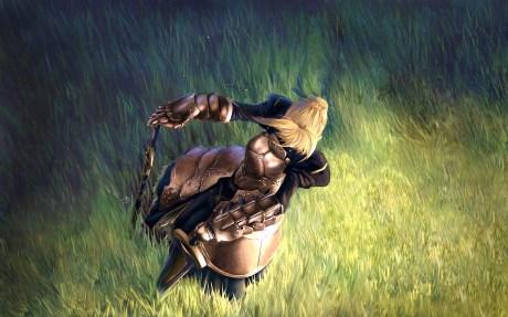 yande 129835 archlich armor fate stay_night photoshop saber sword wallpaper