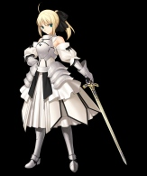 yande 148708 armor fate stay_night fate unlimited_codes saber saber_lily sword takeuchi_takashi transparent_png type-moon