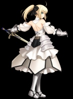 yande 148709 fate stay_night fate unlimited_codes higurashi_ryuuji saber saber_lily sword transparent_png type-moon
