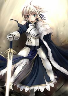 yande 158921 armor fate stay_night kajuu140 saber sword torn_clothes xephonia