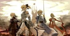 yande 192084 armor fate stay_night g_scream saber saber_alter saber_extra saber_lily sword thighhighs