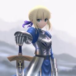 yande 197501 armor fate stay_night saber siraha sword