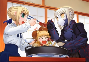yande 205962 fate stay_night hirai_yukio saber saber_alter saber_lion type-moon