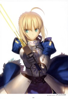 yande 211829 armor fate stay_night fate zero jpeg_artifacts saber sword takeuchi_takashi type-moon