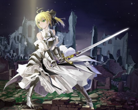 yande 214448 armor fate stay_night okingjo saber saber_lily sword