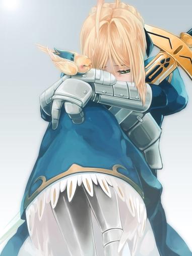 yande 215886 armor fate stay_night fate zero saber saga_(sogno)