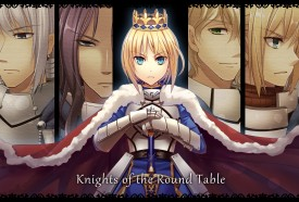 yande 216466 bedivere_(fsn) berserker_(fate zero) fate extra fate stay_night fate zero gawain_(fsn) hitsuki_rei lancelot_(fsn) mordred_(fsn) saber