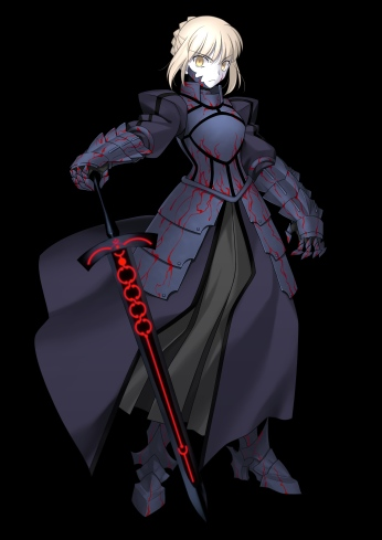 yande 220411 fate hollow_ataraxia fate stay_night saber saber_alter sword tagme transparent_png