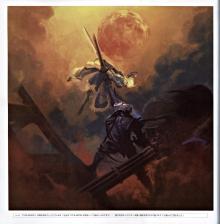 yande 221453 armor berserker_(fate zero) binding_discoloration fate stay_night fate zero gun huke saber sword type-moon
