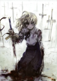 yande 234637 blood fate stay_night saber sword toi8