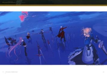 yande 235062 archer assassin_(fsn) berserker caster fate stay_night gilgamesh_(fsn) lancer rider saber sword thighhighs true_assassin type-moon