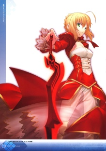 yande 238132 fate extra fate stay_night saber_extra sword takeuchi_takashi type-moon
