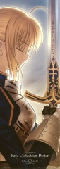 yande 2762 fate stay_night koyama_hirokazu saber stick_poster takeuchi_takashi type-moon