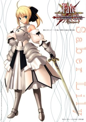 yande 44766 fate stay_night fate unlimited_codes saber saber_lily sword takeuchi_takashi type-moon